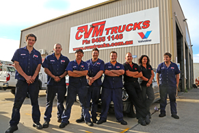 CVM Truck Repair Service Perth
